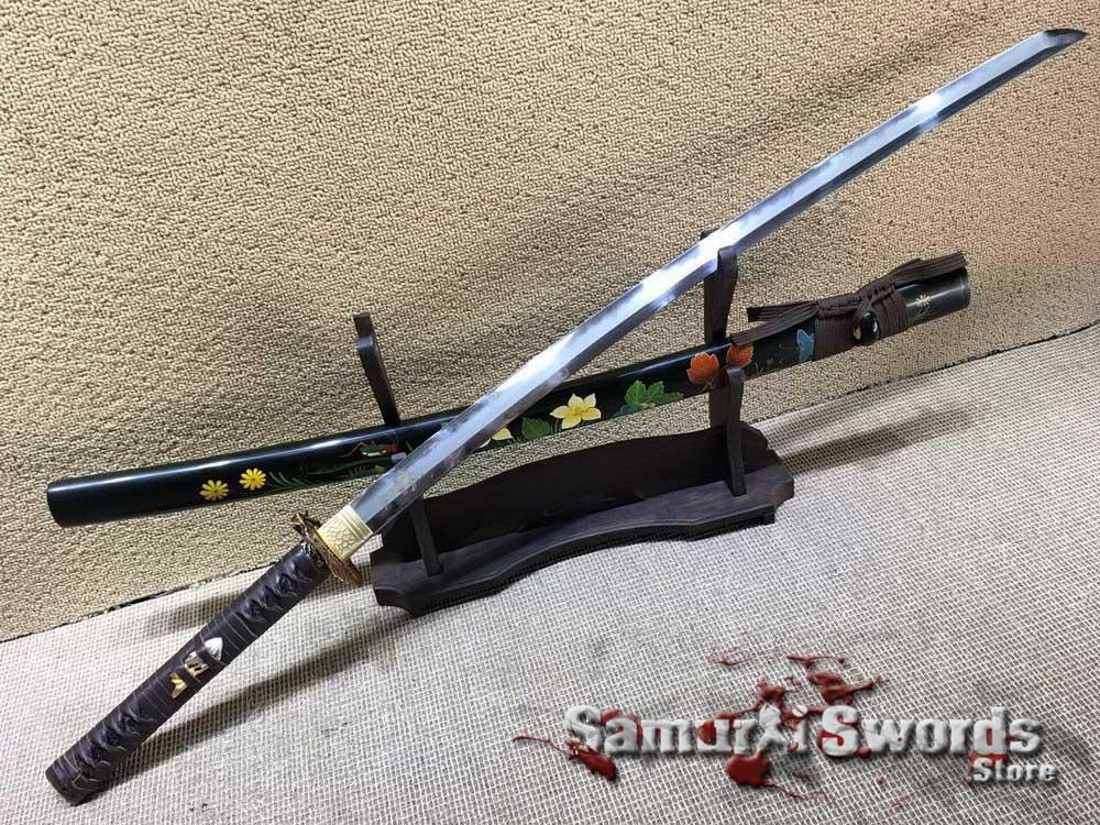 The Evolution of Japanese Samurai Sword throughout its History