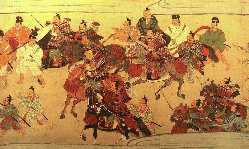 Importance of the Samurai in Ancient Japan
